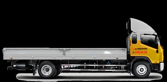 Бортовой грузовик